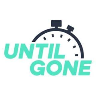 Until Gone Discount Codes