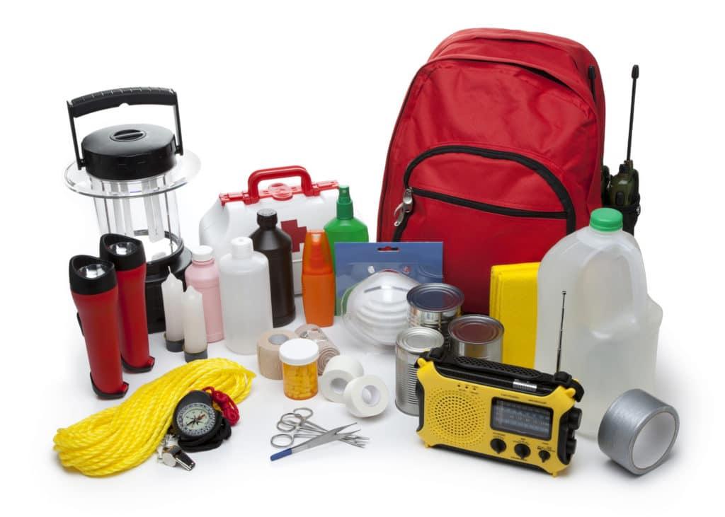 supplies checklist